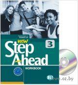 New Step Ahead: Workbook v. 3 (+ CD) — фото, картинка