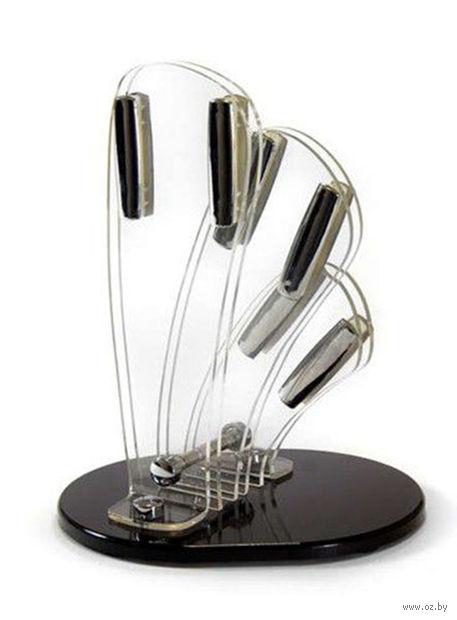 """Подставка для ножей пластмассовая """"Acura"""" (158x110x245 мм)"""