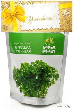 """Набор для выращивания растений """"Петрушка кучерявая"""""""