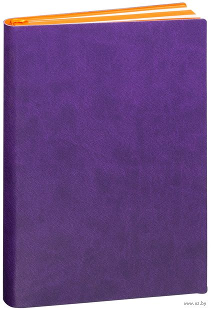 """Ежедневник недатированный """"Mercury"""" (А5; фиолетовый) — фото, картинка"""