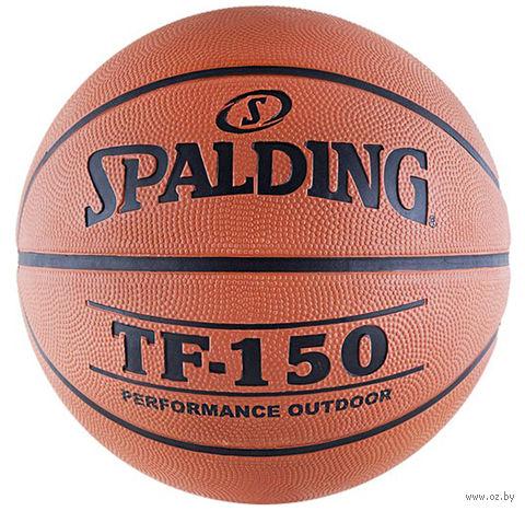 Мяч баскетбольный Spalding TF-150 №6 — фото, картинка