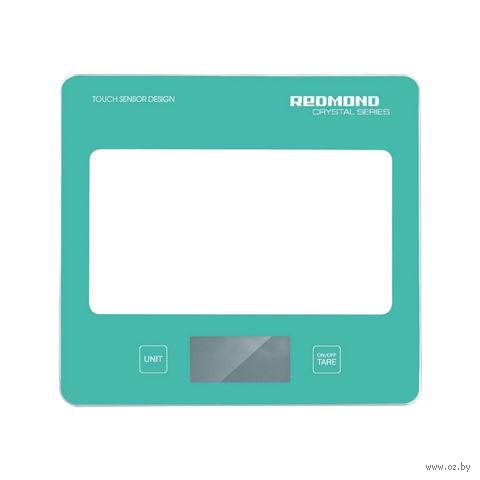 Кухонные весы Redmond RS-724 (зеленые) — фото, картинка