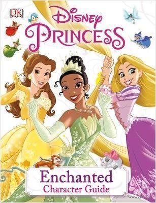 Disney Princess Enchanted Character Guide — фото, картинка