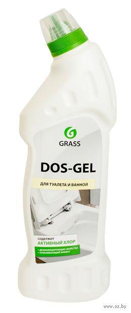 """Средство для чистки ванной и туалета """"Dos Gel"""" (750 мл) — фото, картинка"""