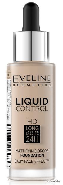 "Тональная основа для лица ""Liquid Control"" тон: 030, sand beige — фото, картинка"