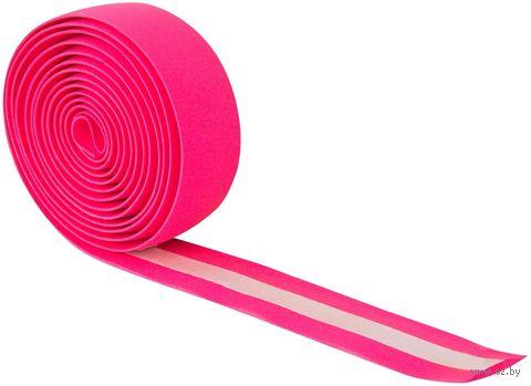 Обмотка велосипедного руля (розовая; арт. 380062) — фото, картинка