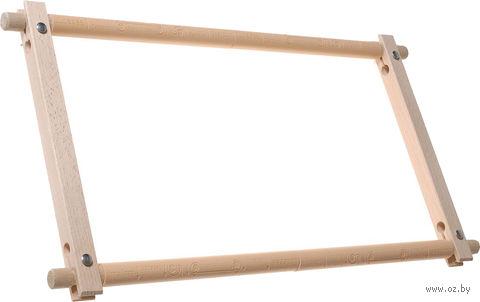 Пяльцы-рамки с клипсой (45x30 см)