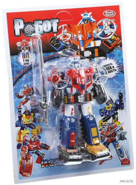 """Робот-трансформер """"Истребитель"""""""