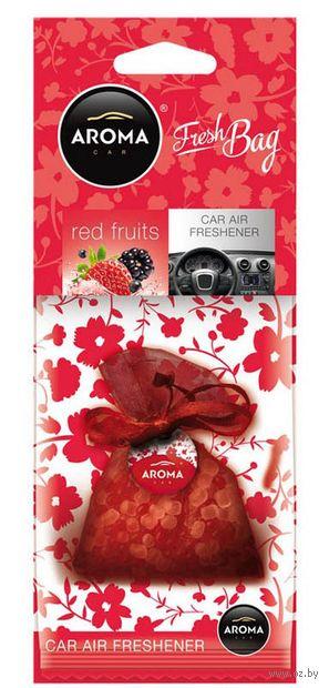 """Ароматизатор подвесной """"Fresh Bag"""" (red fruits) — фото, картинка"""