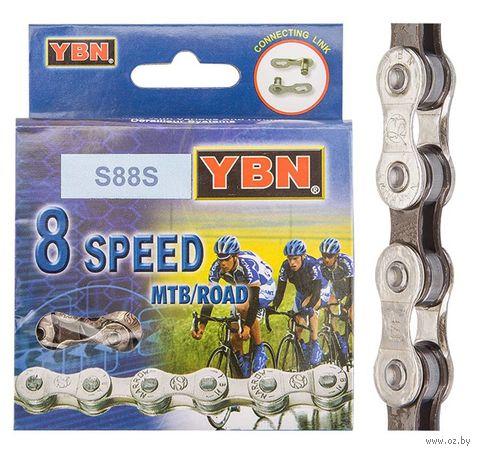 """Цепь велосипедная """"S88"""" (110 звеньев) — фото, картинка"""