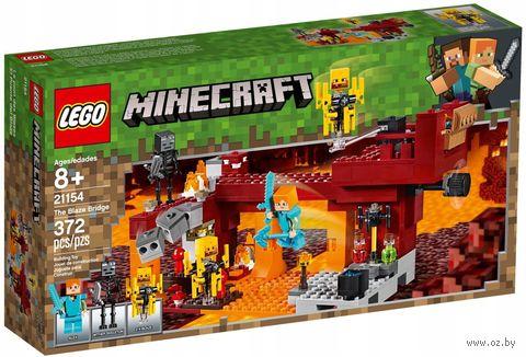 """LEGO Minecraft """"Мост Ифрита"""" — фото, картинка"""