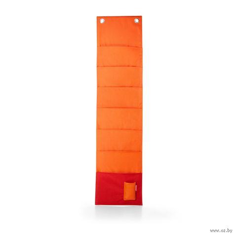 "Органайзер навесной ""Magazinboard"" (carrot-red)"