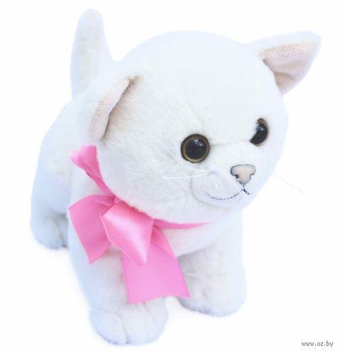 "Мягкая игрушка ""Котенок Мяу"" (16 см) — фото, картинка"