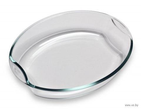 Форма для запекания стеклянная (320х250х63 мм) — фото, картинка