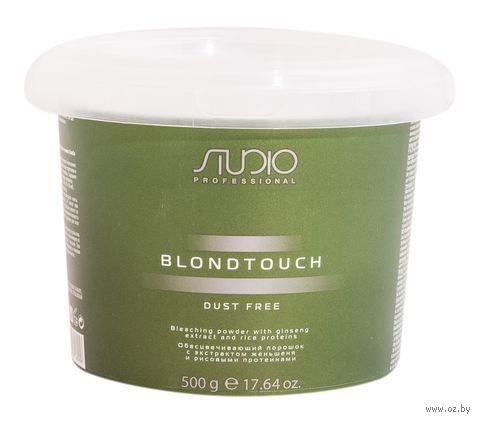 """Порошок-осветлитель для волос """"Dust Free. С экстрактом женьшеня и рисовыми протеинами"""" (500 г) — фото, картинка"""