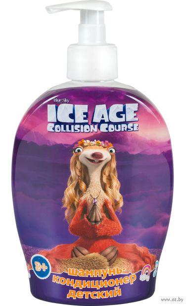 """Шампунь-кондиционер для волос детский """"Ice age"""" (340 г) — фото, картинка"""