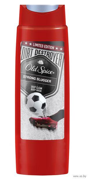 "Гель для душа ""Dirt Destroyer Strong Slugger"" (250 мл) — фото, картинка"