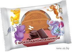 """Пирожное """"Бегемотик Бонди. С шоколадом"""" (30 г) — фото, картинка"""