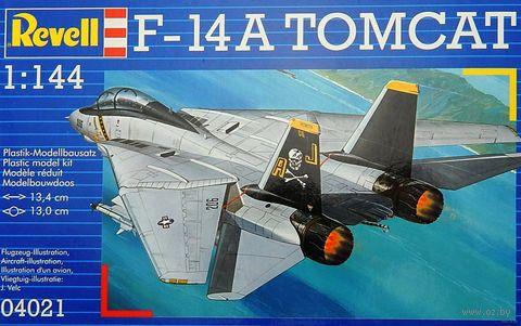 """Сборная модель """"Истребитель F-14A Tomcat"""" (масштаб: 1/144) — фото, картинка"""