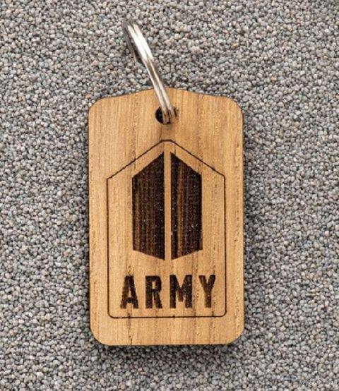 """Брелок """"ARMY"""" (арт. 646-14) — фото, картинка"""