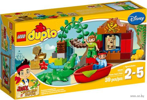 """LEGO Duplo """"Питер Пэн в гостях у Джейка"""""""