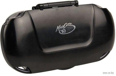 Защитный футляр Madcatz ArmorPlay со съемной крышкой для PS Vita (черный)