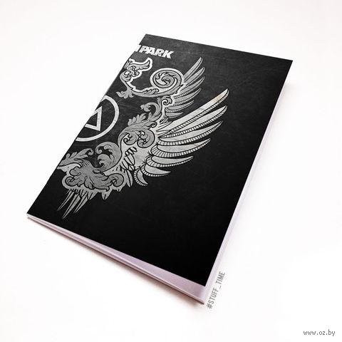 """Блокнот """"Linkin Park"""" (А5; арт. 442) — фото, картинка"""