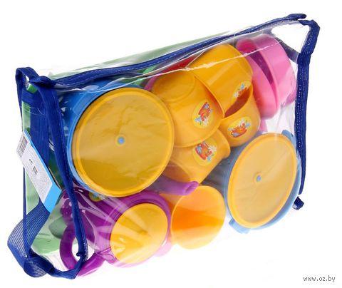 """Набор детской посуды """"Позови гостей"""" — фото, картинка"""