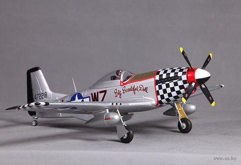 """Самолет на радиоуправлении """"P-51D Mustang"""" — фото, картинка"""