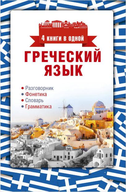 Греческий язык. Разговорник, фонетика, словарь, грамматика — фото, картинка
