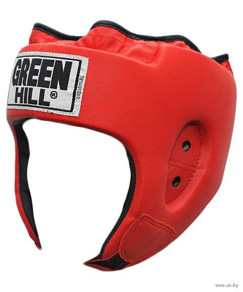 """Шлем открытый """"Special"""" (S; красный; арт. HGS-4025) — фото, картинка"""