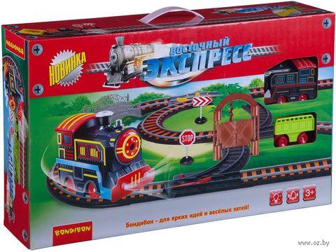 """Железная дорога """"Восточный экспресс"""" (со световыми и звуковыми эффектами; арт. ВВ2997) — фото, картинка"""