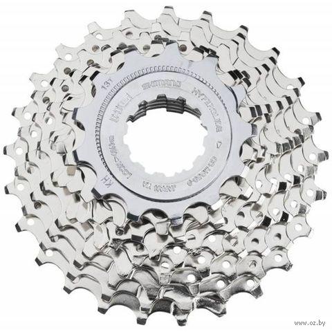 Кассета для велосипеда HG50 (9 скоростей; звёзды 13-25) — фото, картинка
