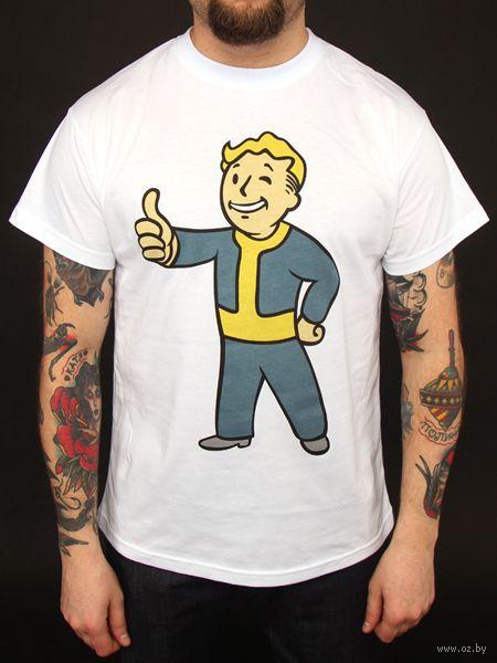 """Футболка """"Fallout - Fallout Boy"""" — фото, картинка"""