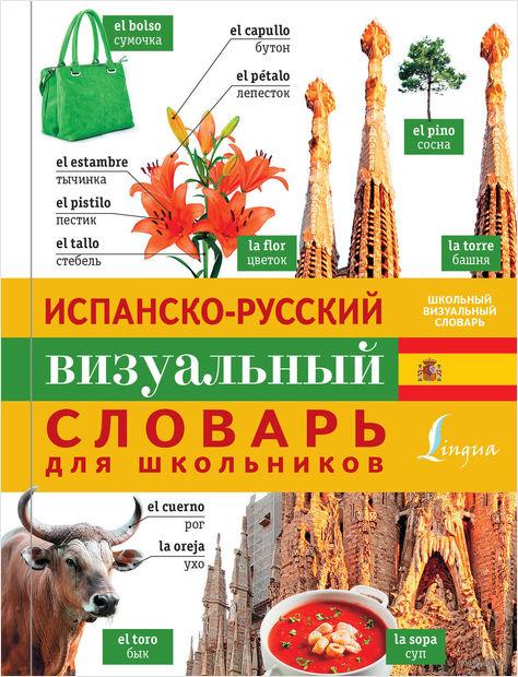 Испанско-русский визуальный словарь для школьников — фото, картинка