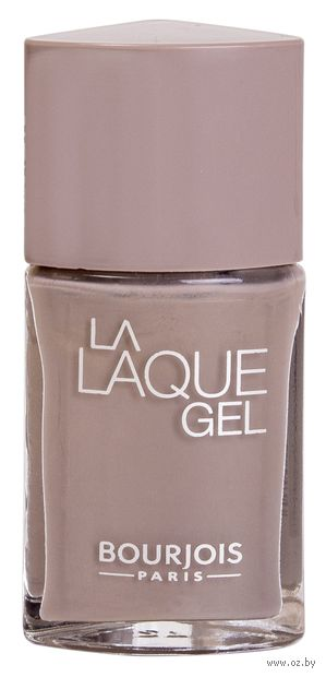 """Лак для ногтей """"La Laque Gel"""" тон: 18, тауповый — фото, картинка"""