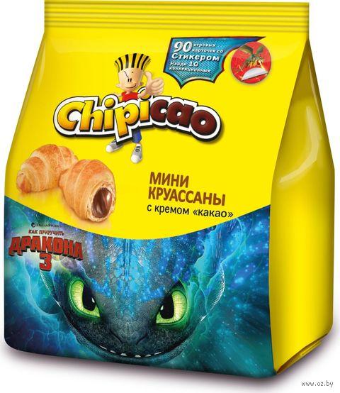 """Мини-круассаны """"Chipicao. Какао-крем"""" (50 г) — фото, картинка"""