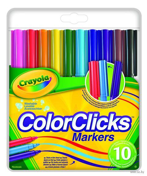 """Фломастеры """"Crayola"""" (10 цветов; арт. 58-5053)"""