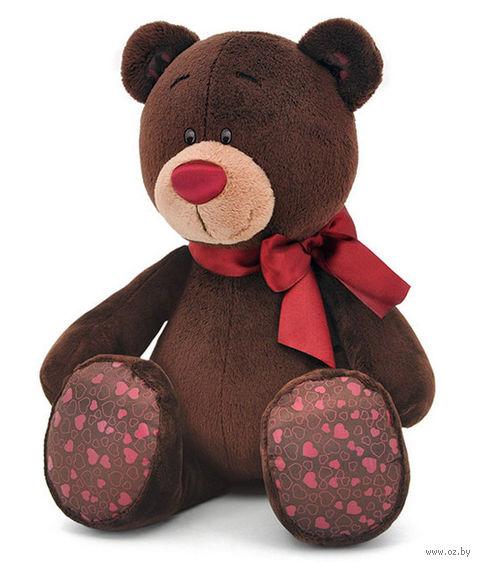 """Мягкая игрушка """"Медведь Choco сидячий"""" (50 см) — фото, картинка"""