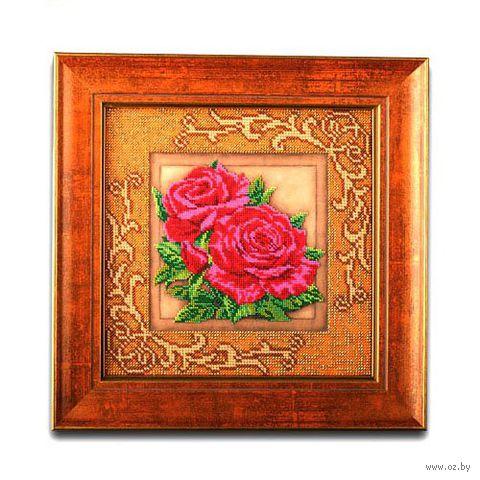 """Вышивка бисером """"Роскошные розы"""""""