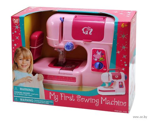"""Игровой набор """"Швейная машинка"""" (арт. 7720) — фото, картинка"""