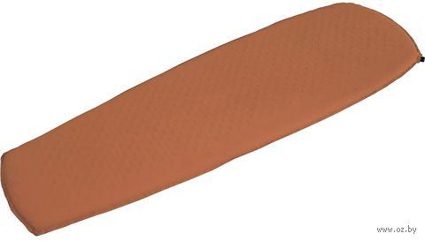 "Коврик самонадувающийся ""Стоун 2.5"" (оранжевый) — фото, картинка"