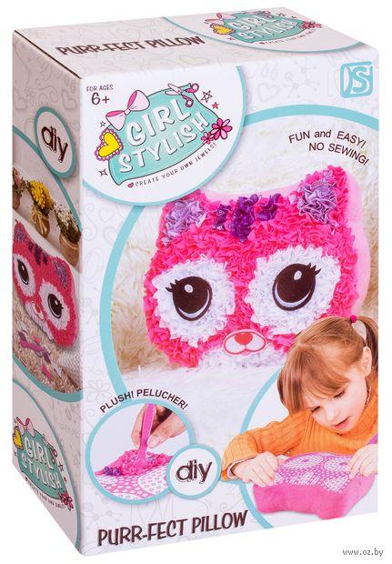 """Набор для декорирования """"Игрушечка-подушечка. Кошка"""" — фото, картинка"""