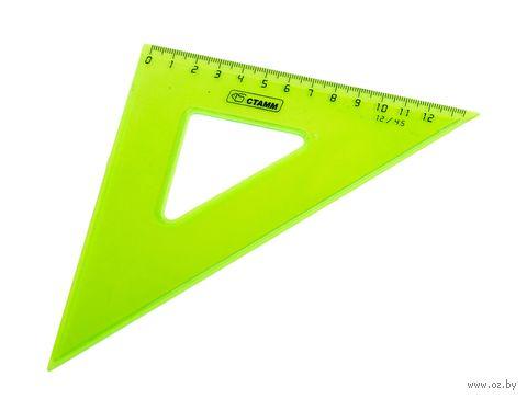 "Треугольник ""Neon Cristal"" (12 см; 45 градусов) — фото, картинка"