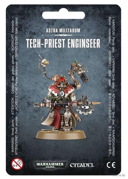 Warhammer 40.000. Astra Militarum. Tech-Priest Enginseer (47-27) — фото, картинка