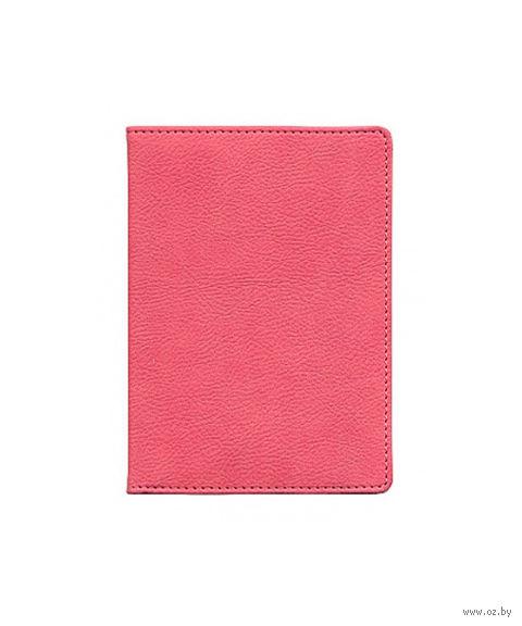 """Обложка для водительских документов Time/System """"Aston"""" (dark pink)"""