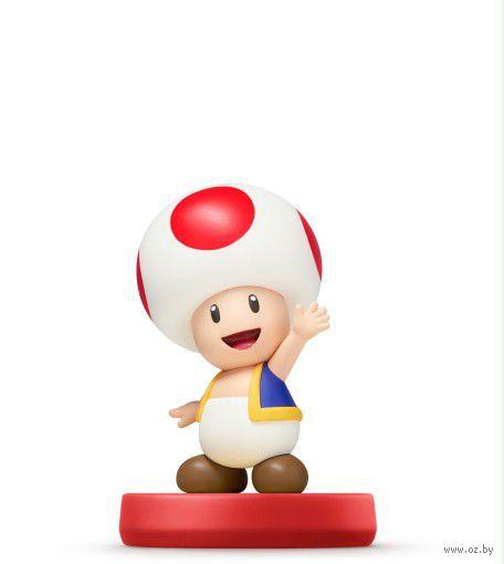 Фигурка amiibo - Тоад (Super Mario)