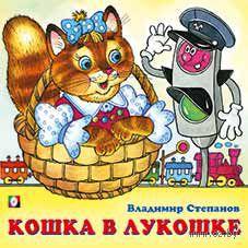 Кошка в лукошке. Владимир Степанов
