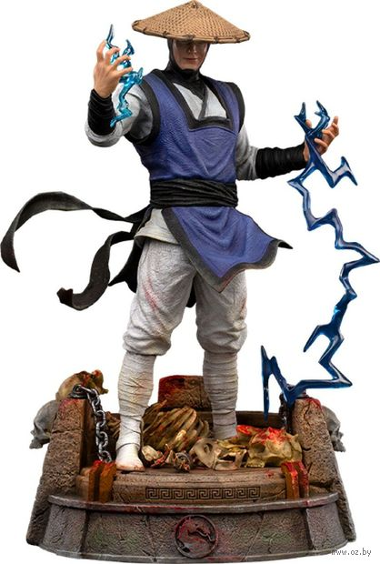 "Фигурка ""Mortal Kombat: Kombat Raiden"" — фото, картинка"