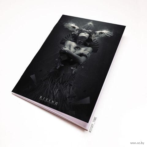 """Блокнот """"Rising"""" (А5; арт. 974) — фото, картинка"""